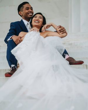 5 Tips for Wedding Photography at the Lincoln Memorial in DC